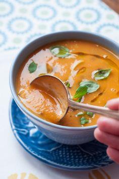 My sweet potato soup
