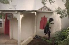 """In part of MOCAtv's art in the streets series, Swoon is the subject of their newest installment focusing on her work for the """"Konbit Shelter"""" project in Bigones-Leogane, Haiti. Take nine minutes out of your day for this insightful look into what #Swoon has been up to."""
