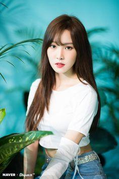 Photo album containing 8 pictures of Yuju Gfriend Album, Sinb Gfriend, South Korean Girls, Korean Girl Groups, K Pop, Exo Red Velvet, Cloud Dancer, Musica Popular, Brave Girl