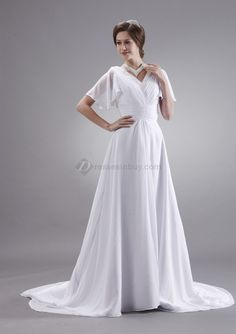 Wedding Dresses With Sleeves - Dressesinbuy.com