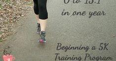 Running Newbie to a Half Marathon in 1 Year: Part 2 // The Early Days of Training Marathon Training Plan Beginner, Training Programs, 1 Year, Runners, Journey, How To Plan, Tips, Hallways, Workout Programs