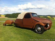 Classic Mini, Classic Cars, Jawa 350, Trailers, Custom Trikes, Microcar, Reverse Trike, Flying Car, Smart Fortwo