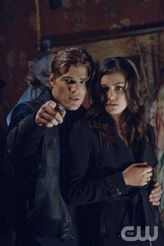 Chris Zylka/Jake and Phoebe Tonkin/Faye........ The Secret Circle