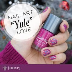 Jamberry wraps make the best stocking stuffers!  Shop for your festive nails at www.mrslavoie.jamberry.ca/shop