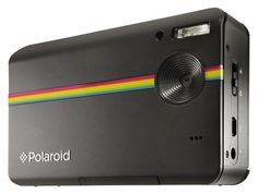 """Polaroid Instant Digital Camera.  instantly capture, edit and print full color, 2x3"""" prints in less than a minute. Along with the ability to easily upload images to any social media platform"""