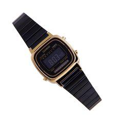 Chronograph-Divers.com - Casio Women Watch LA670WEGB-1B, $40.00 (https://www.chronograph-divers.com/casio-women-watch-la670wegb-1b/)