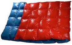 Down Blanket, Down Quilt, Shops, Red And Blue, Latex, Comforters, Retro Vintage, Sleep, Warm