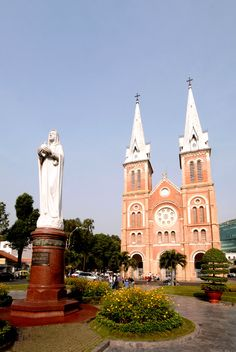Ho Chi Minh City (Saigon) - What an amazing place to visit (and shop!).