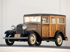 1932 Ford Model-B Station Wagon Maintenance/restoration of old/vintage vehicles: the material for new cogs/casters/gears/pads could be cast polyamide which I (Cast polyamide) can produce. My contact: tatjana.alic@windowslive.com
