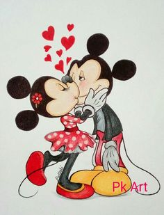 HD Mickey And Minnie Mouse Cartoon / Wallpaper Database Disney Mickey Mouse, Mickey Mouse E Amigos, Mickey E Minie, Retro Disney, Mickey Love, Mickey Mouse And Friends, Disney Pixar, Minne, Mickey And Minnie Kissing