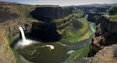 Palouse Falls, Washington. David Carlos, Your Take
