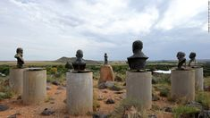 In the desert in Northern Cape lies Orania. An Afrikaner-only town, it's legal, constitutional -- and growing. So what lies ahead for this parochial enclave?