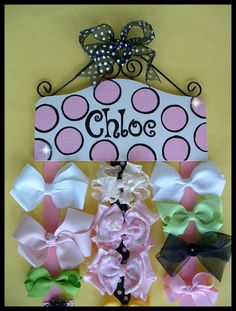 http://www.etsy.com/shop/bowtiqueglam    The most wonderful accessory for a cheerleader.  Our hair bows are actually so adorable!!