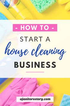 Easy step by step tips and ideas to help you start your residential maid service TODAY. You'll get a cleaning supplies list, pricing tips, and how much it costs to start a house cleaning business.  Click for FREE PRINTABLES #ajanitorsstory #housecleaningbusiness Building Cleaning Services, Residential Cleaning Services, Cleaning Companies, Cleaning Business, Cleaning Supply Storage, Cleaning Supplies, Cleaning Hacks, Selling On Craigslist, Janitorial Services