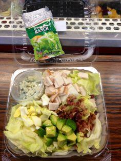 Turkey Cobb Salad http://DiggersDeli.com