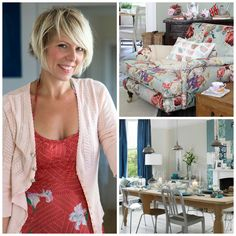 We catch up with interior stylist and founder of WeLoveHome blog, Maxine Brady, and find out what it's like to be in the interiors bizz...