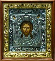 Tin Foil Art, Religious Icons, Batman, Superhero, Fictional Characters, Image, Russian Art, Icons, Faces