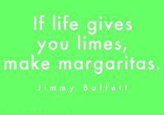 margaritas and jimmy buffett = perfection