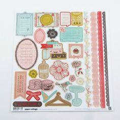 Por que gostamos? Uma cartela cheia de adesivos para você decorar seu planner…