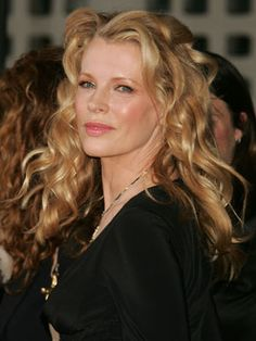 Kim Bassinger hair & makeup - still so pretty