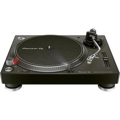 Pioneer DJ has announced the a new budget turntable for both DJs and music fans. The inherits the layout of Pioneer's professional . Lecture Audio, Usb Turntable, Dj Decks, Home Music, Direct Drive Turntable, Monitor, Software, Pioneer Dj, Shopping