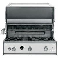 """Milcarsky's Appliance Centre' ~ GE Monogram 42"""" Outdoor Cooking Center Stainless"""