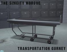 BeOSBoxBoy's Morgue Transportation Gurney