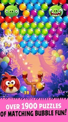 Angry Birds POP Bubble Shooter (MOD, gold/lives) Apk Download - Mod