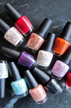 The sheer numberof polishes displayed at your localnail salon can be totally overwhelming. If you're like us, you freeze amid the endless options and, instead of branching out, reach for the same tried-and-true color every time. For this reason, we're always curious to find out which shades arebest sellers for a brand like OPI,whichis ubiquitousin the realm of mani-pedis.