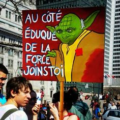 LOL... the best. (stolen from @steph_trudel)   #manif22mars #mtldemo #tuition #studentstrike