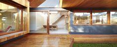 Fenwick Street House by Julie Firkin Architects in Melbourne, Australia