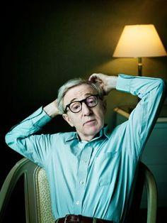 Woody Allen - movie producer & actor