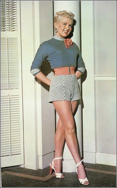 Betty Grable by sue-tarr, via Flickr