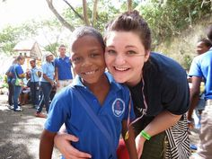 """I have never loved any stranger – never truly had the capacity – as much as God allowed me to love the beautiful kids."" #DominicanRepublic"