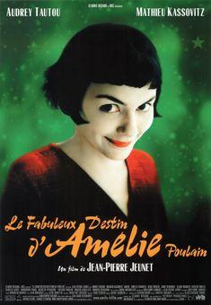O filme O Fabuloso Destino de Amélie Poulain tem várias locações em Paris: vale conferir o Cafe des Moulins e a igreja de Sacre Couer
