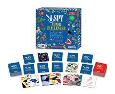 I SPY Super Challenger - Helpful reviews for the best family games and toys for kids, teens and adults. Gifts for Christmas, birthday, any occasion.