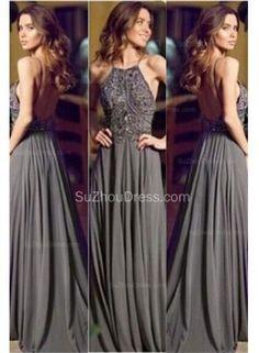 gray evening dresses - Google Search