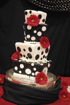 Jazz Wedding Cake