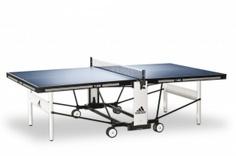 STÓŁ DO TENISA Ti.600 - Stoły tenisowe - TENIS STOŁOWY  www.sklepfitness.com
