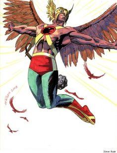Alex Ross Hawkman Hawkman & Hawkg...