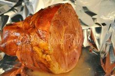 Easy Baked Ham with Glaze