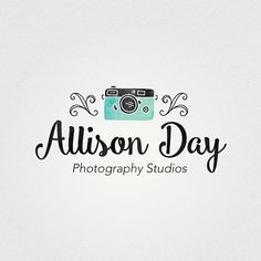 Photographer #Logo Template by thumbprintinkdesigns