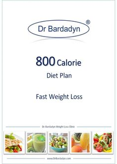 The 800 Calorie Diet Plan provides:   - The most effective diet for fast weight loss  - The fastest and permanent reduction of body fat and belly fat  - Losing weight from 5 up to 8 pounds a week  - Fully balanced healthy diet without starving, depression and yo-yo effect