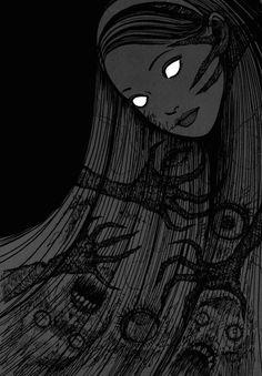 Junji Ito, Mimi no Kaidan  (Mimi's Ghost Stories)