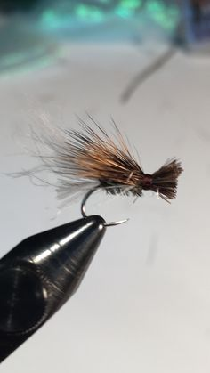 CDC Elk Hair Caddis