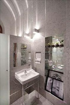 """Mostra """"morar mais por menos 2010"""" banheiro masculino - V2"""