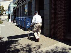 Berkeley - velhinhos não ficam em casa!