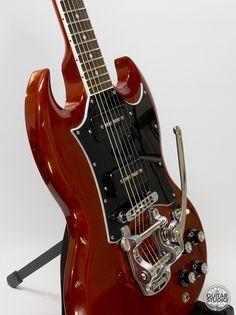 2010 Gibson SG Classic Bigsby - Guitar Studio