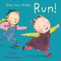 Cover image for Run!