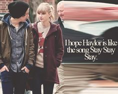 :). Maybe they'll get back together..
